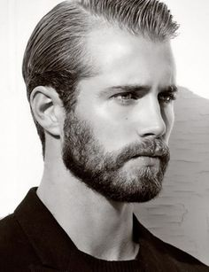 Small and short beard styles make men appearance more attractive, especially men with short hair. Here are the top 15 small and short beard styles that suit for every age. Mens Modern Hairstyles, Mens Hairstyles With Beard, Haircuts For Men, Cool Hairstyles, Short Haircuts, Haircut Long, Modern Haircuts, Formal Hairstyles, Hairstyles Haircuts