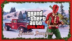 GTA Online Festive Surprise Update Brings Snowball Fights http://www.ubergizmo.com/2014/12/gta-online-festive-surprise-update-brings-snowball-fights/