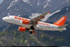 EasyJet Airline G-EZGC Airbus A319-111