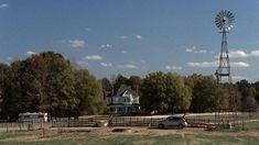 The Walking Dead Hershel Greene farm farm house cinemagraph gif - Gifavs