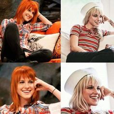 Hayley Williams through the years:then and now(2017)