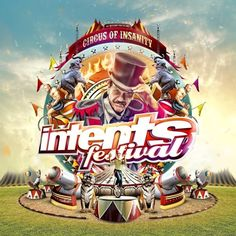 Intents Festival Warm Up Mix van Jeroen Damen ✪ op SoundCloud