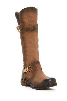 Kola Faux Fur Boot by Manas on @HauteLook