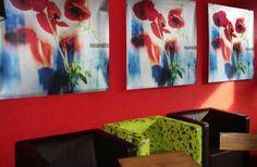 kaminzimmer - essen & genuss - Designehotel Hotel Walliserhof - brand - vorarlberg Design Hotel, Hotels, Camping, Painting, Art, Essen, Campsite, Art Background, Painting Art