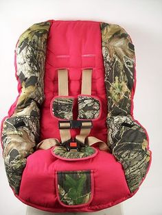 My Kids Are Going To Have Camo Car Seats