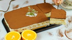 Fashion and Lifestyle Pumpkin Trifle, Tiramisu Trifle, Mousse Au Chocolat Torte, Turkish Recipes, Ethnic Recipes, New Cake, Easy Cake Recipes, Cream Recipes, Food To Make