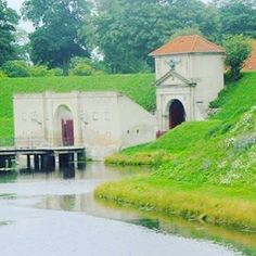 #Kastellet #fortress in #Copenhagen. One of the best preserved are fortresses in Northern #Europe. #castle #fort #history #Denmark #scandinavia #travel #travelgram #traveltheworld