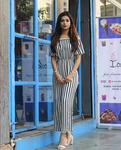 Famous indian crowned muser Nagma Mirajkar ..~rishita.surve Girls Fashion Clothes, Teen Fashion Outfits, Fall Outfits, Fashion Dresses, Cute Outfits, Clothes For Women, Woman Clothing, Bollywood Dress, Bollywood Fashion