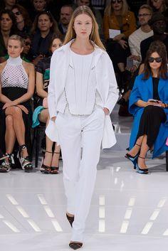 Christian Dior - PFW primavera/verano 2015