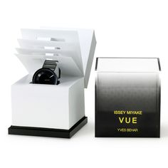 Vue by fuseproject   and Issey Miyake - Inspiring Packaging