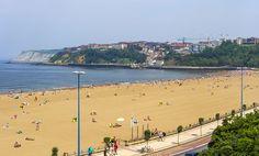 Playa Ereaga, Getxo, País Vasco // Ereaga beach, Getxo, Basque Country