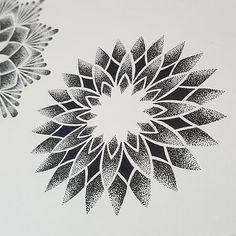Mandala tattoo - Pointillism tattoo - Pattern tattoo - Tattoos - Elbow tattoos - Sacred geomet - You are in the right place about Mandala tattoo – Pointillism tattoo – Pattern tattoo – Ta - Tattoos Mandalas, Dotwork Tattoo Mandala, Tattoo Henna, Geometric Mandala Tattoo, Above Elbow Tattoo, Elbow Tattoos, Sleeve Tattoos, Mandala Design, Mandala Art
