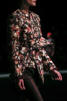 Moody Blooms florals autumn/winter 2013 trend (Vogue.com UK)
