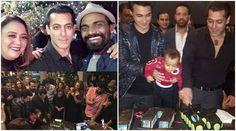 #Salman #Khan #Turns #51 27-Dec-2016 Salman Khan's birthday bash inside photos