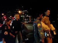 Bella Hadid -- Happy Birthday ... Your Carriage Awaits, My Lady (VIDEO & PHOTO)