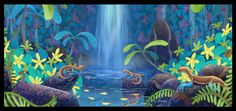 """Pixar - Concept Art from 'Newt'As most of you already know, """"Newt"""" is no longer in development at Pixar. However, that doesn't mean we can't share some of the Pixar artists' amazing artwork. Pixar Concept Art, Disney Concept Art, Game Concept Art, Disney Art, Disney Pixar, Animation Background, Art Background, Polo & Pan, Bg Design"""