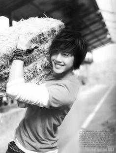 Boys Over Flowers ♥ Kim Hyun Joong as Yoon Jihoo
