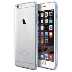 LOHI iPhone 6s Case - - Clear Blue