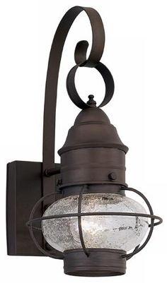 "Nantucket Collection 17 1/2"" High Outdoor Wall Light"