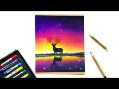 -Drawing a galaxy with soft pastels- Hey guys! I did another pastel drawing because i like it so much haha. Oil Pastel Drawings, Abstract Drawings, Colorful Drawings, Cute Drawings, Oil Pastel Colours, Soft Pastel Art, Soft Pastels, Pastel Galaxy, Night Sky Painting