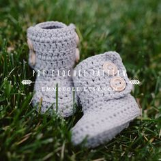 Crochet Pattern for Baby Boots, Crochet Boot Pattern, Booties Pattern, Baby Boots Pattern, INSTANT DOWNLOAD by EmmeCole on Etsy