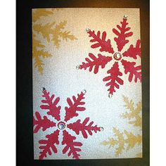 Snowflakes 3 pc kit Stencils.  See more Holiday Stencils:  http://www.cuttingedgestencils.com/christmas-stencils-valentine-halloween.html  #holiday #stencils