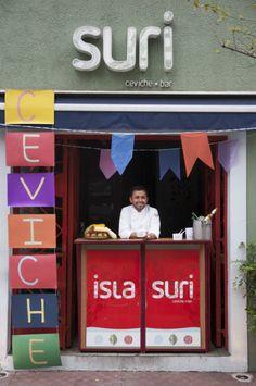 Ceviche e salsa na calçada - Paladar - Estadao.com.br
