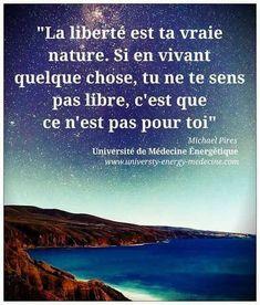 La liberté....