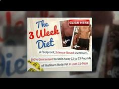 The 3 Week Diet System Ebook PDF 3 Week Diet System Ebook PDF Download >>> You can find out more details at the link of the image. A Foolproof Science - Based Diet Designed To Melt Away Several Pounds of Stubborn Body Fat in just 21 days! http://the-3-week-dietl.blogspot.com?prod=Rv4HfcAh