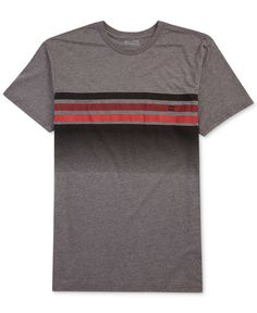 Billabong Men's Ombre Striped T-Shirt