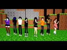 [MMD] Creepypasta - Welcome to the show