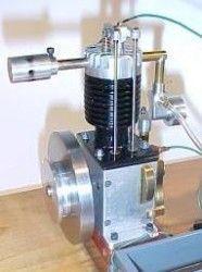 Upshur 4 stroke vertical engine 1