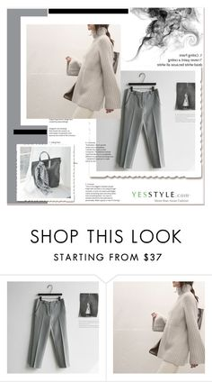 """""""YesStyle Polyvore Group """" Show us your YesStyle """""""" by janee-oss ❤ liked on Polyvore"""