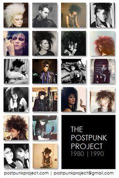 The Postpunk Project 1980-1990