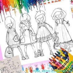 Color me! #sketch