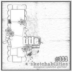 layout sketch #144