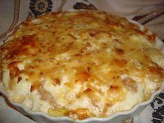 Reteta culinara Garnitura de cartofi frantuzesti din categoria Aperitive / Garnituri. Specific Romania. Cum sa faci Garnitura de cartofi frantuzesti