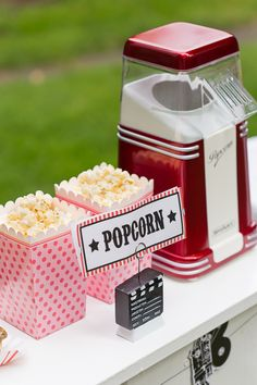 DIY, Outdoor Movie Night, Kino, Gartenparty, Sommer, Movienight, Cinema, Heimkino