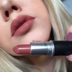 MAC Cosmetics Matte Lipstick :: TAUPE