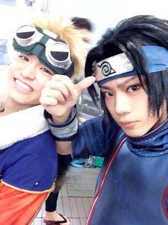 sasuke and naruto Naruto And Sasuke, Naruto Shippuden Anime, Anime Naruto, Narusasu, Sasunaru, Boruto, Sasuke Cosplay, Male Cosplay, Anime Cosplay