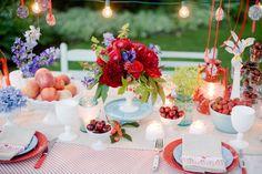 Design by Maine Seasons Events, summer berry inspiration, photo by Corbin Gurkin