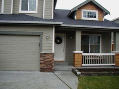 exterior house colors | Exterior House
