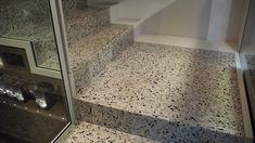 Gimle Parfymeri, Oslo - Resp Terazzo Oslo, Terrazzo, Tile Floor, Flooring, Texture, Surface Finish, Tile Flooring, Wood Flooring, Floor