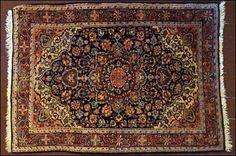#Persian #Sarouk #Rug : Lot 5013
