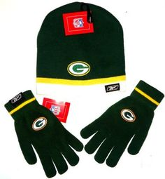 Green Bay Packers Reebok Youth Size Knit Hat Cap & Gloves Set by Reebok, http://www.amazon.com/dp/B009VK2VF2/ref=cm_sw_r_pi_dp_lWO2qb1N6AA09
