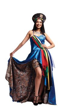 Miss South Africa posing for her official portraits #Face & #NationalCostume as part of the activities of 2015 Miss Tourism Queen Of The Year International 2015. #MissTourismQueenOfTheYearInternational #BeautyPageant #Queen #Crown #ZarDeMisses