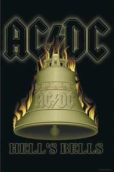 Ac/dc hell's bells poster – Burkhard Zimny Ac/dc hell's bells poster AC/DC ~ Hell's Bells Greatest Rock Bands, Best Rock, Rock Posters, Band Posters, Music Metal, Rock And Roll, Heavy Metal Rock, Poster S, Rock Legends