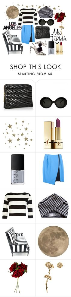 """CASAH: Reed Krakoff"" by ggtia ❤ liked on Polyvore featuring 3.1 Phillip Lim, Reed Krakoff, The Row, ferm LIVING, Yves Saint Laurent, NARS Cosmetics, Dion Lee, River Island, Electronic Sheep and John Lewis"
