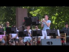 Taste of Brass Orchestra, Honey, Brass, Concert, Videos, Concerts, Band, Rice