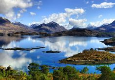 The Scottish Highlands are one of the more remote places in not just Scotland, but in the UK, to visit but you definitely shouldn't let that stop you from visiting when you're in the UK - the Scottish Highlands are also one of the most dramatically beautiful parts of the UK to visit. There's all the rugged beauty to - 10 Beautiful Villages To Visit In The Scottish Highlands - Travel, Travel Inspiration - Europe, Scotland, United Kingdom -Travel, Food and Home Inspiration Blog with...